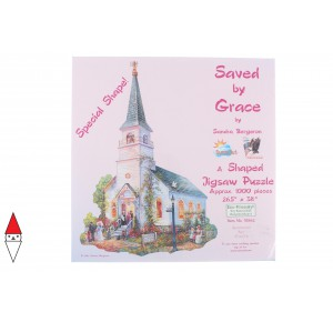 , , , PUZZLE SAGOMATO SUNSOUT SANDRA BERGERON - SAVED BY GRACE 1000 PZ