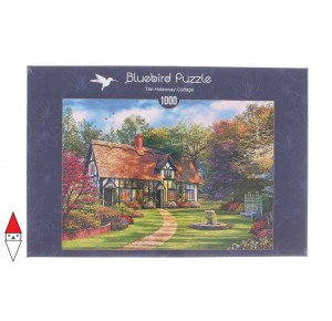 , , , PUZZLE PAESAGGI BLUEBIRD COTTAGES E CHALETS THE HIDEAWAY COTTAGE 1000 PZ