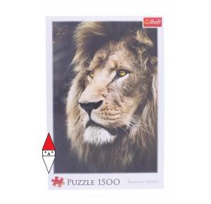 , , , PUZZLE ANIMALI TREFL LEONI LEONE 1500 PZ