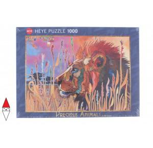 , , , PUZZLE ANIMALI HEYE LEONI PRECIOUS ANIMALS TAKE A BREAK 1000 PZ