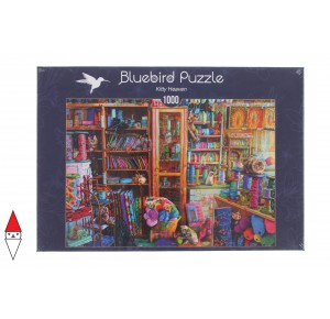 , , , PUZZLE TEMATICO BLUEBIRD NEGOZI KITTY HEAVEN 1000 PZ