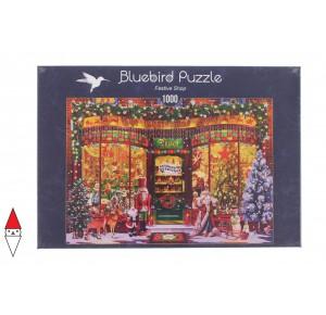 BLUEBIRD, , , PUZZLE TEMATICO BLUEBIRD NATALE FESTIVE SHOP 1000 PZ