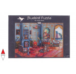 , , , PUZZLE TEMATICO BLUEBIRD INTERNI THE MUSIC ROOM 1000 PZ