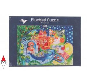 , , , PUZZLE GRAFICA BLUEBIRD GATTI RUSSIAN TALE 1500 PZ