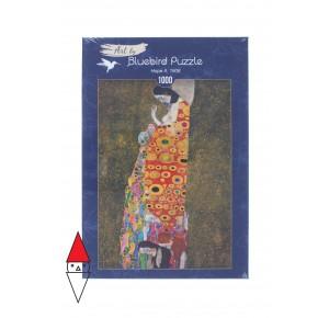 , , , PUZZLE ARTE BLUEBIRD PITTURA 1900 GUSTAVE KLIMT HOPE II 1908 1000 PZ