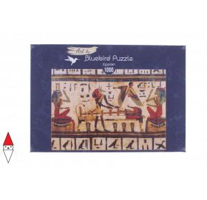 , , , PUZZLE ARTE BLUEBIRD ANTICO EGITTO EGYPTIAN 60098