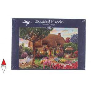 , , , PUZZLE PAESAGGI BLUEBIRD COTTAGES E CHALETS THATCHED COTTAGE 1000 PZ