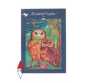 , , , PUZZLE ANIMALI BLUEBIRD GUFI OWLS 1000 PZ