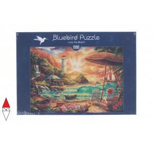 , , , PUZZLE PAESAGGI BLUEBIRD FARI LOVE THE BEACH 70417