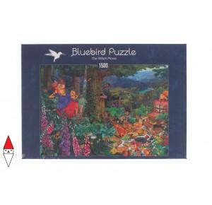 , , , PUZZLE GRAFICA BLUEBIRD FUMETTI THE WITCH PICNIC 1500 PZ