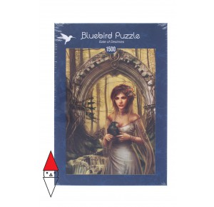 , , , PUZZLE GRAFICA BLUEBIRD GATE OF DESTINIES 1500 PZ