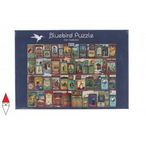 , , , PUZZLE OGGETTI BLUEBIRD OGGETTI COMUNI CAN COLLECTION 2000 PZ