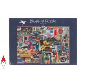 , , , PUZZLE OGGETTI BLUEBIRD OGGETTI COMUNI SEWING KIT 70479