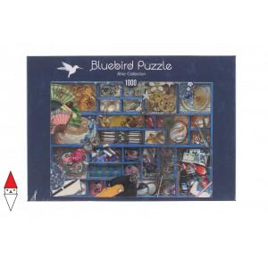 , , , PUZZLE OGGETTI BLUEBIRD OGGETTI COMUNI BLUE COLLECTION 1000 PZ