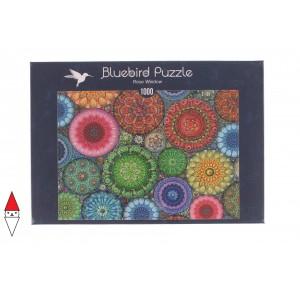 , , , PUZZLE TEMATICO BLUEBIRD COLORI ROSE WINDOW 1000 PZ