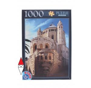 DTOYS, , , PUZZLE PAESAGGI DTOYS CITTA JERUSALEM 1000 PZ