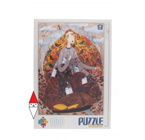 , , , PUZZLE GRAFICA DTOYS STAGIONI SEASONS AUTUMN 1000 PZ
