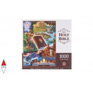 , , , PUZZLE TEMATICO MASTERPIECES LIBRI BIBLE STORIES 1000 PZ