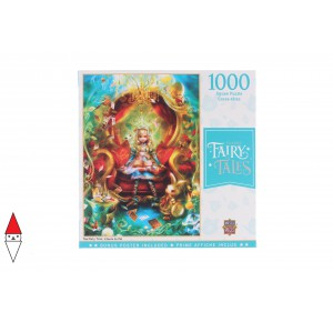 , , , PUZZLE GRAFICA MASTERPIECES FANTASY TEA PARTY TIME 1000 PZ