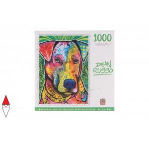 , , , PUZZLE ANIMALI MASTERPIECES CANI ALWAYS WATCHING 1000 PZ