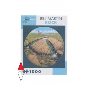 POMEGRANATE, , , PUZZLE ARTE POMEGRANATE PITTURA 1900 BILL MARTIN ROCK 1000 PZ