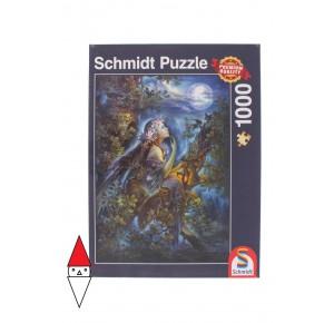 , , , PUZZLE TEMATICO SCHMIDT FANTASY MOONLIGHT 1000 PZ