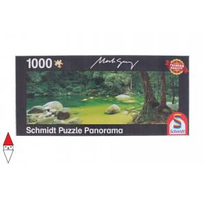 , , , PUZZLE PAESAGGI SCHMIDT GRAY MOSSMAN GORGE QUEENSLAND PANORAMA 1000 PZ
