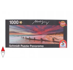 , , , PUZZLE PAESAGGI SCHMIDT GRAY MCCRAE BEACH MORNINGTON PANORAMA 1000 PZ