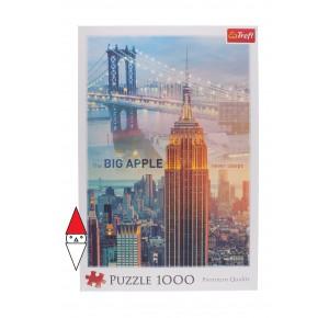 , , , PUZZLE PAESAGGI TREFL CITTA NEW YORK AT DAWN 1000 PZ