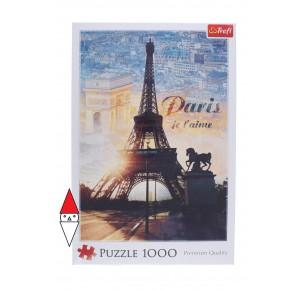 , , , PUZZLE PAESAGGI TREFL CITTA PARIS AT DAWN 1000 PZ