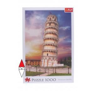 , , , PUZZLE PAESAGGI TREFL CITTA PISA TOWER 1000 PZ