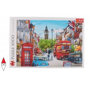 , , , PUZZLE PAESAGGI TREFL CITTA LONDON STREET 1000 PZ