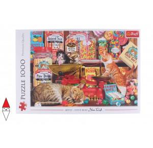 , , , PUZZLE ANIMALI TREFL GATTI CAT S SWEETS 1000 PZ