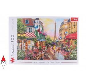 , , , PUZZLE PAESAGGI TREFL CITTA CHARMING PARIS 1500 PZ 26156