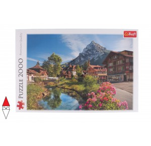 , , , PUZZLE TREFL ALPS IN THE SUMMER