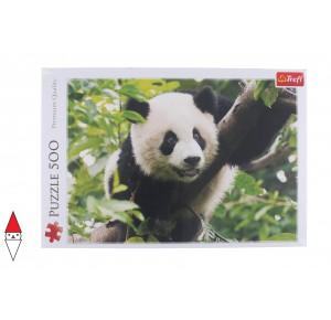 , , , PUZZLE ANIMALI TREFL PANDA GIANT PANDA 500 PZ