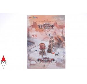 UMBUM, , , PUZZLE 3D UMBUM WINDPUMP POMPA EOLICA 465