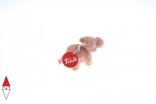 TRUDI, 2953-713, 8006529509897, PELUCHE TRUDI SWEET COLLECTION 9CM IPPOPOTAMO 29536