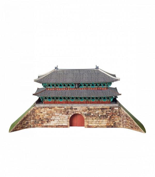 UMBUM, 369, 4627081553773, PUZZLE 3D UMBUM ARCHITECTURE PORTA DI NAMDAEMUN SUD SEOUL 369