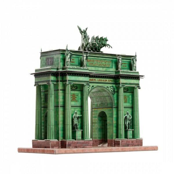 UMBUM, 358, 4627081553667, PUZZLE 3D UMBUM ARCHITECTURE ARCO TRIONFO NARVAC SAN PIETROBURGO 358