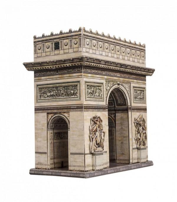 UMBUM, 347, 4627081553575, PUZZLE 3D UMBUM ARCHITECTURE ARCO DEL TRIONFO PARIGI 347