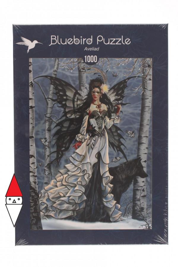 BLUEBIRD, BLUEBIRD-PUZZLE-70277, 3663384702778, PUZZLE GRAFICA BLUEBIRD AVELIAD 1000 PZ