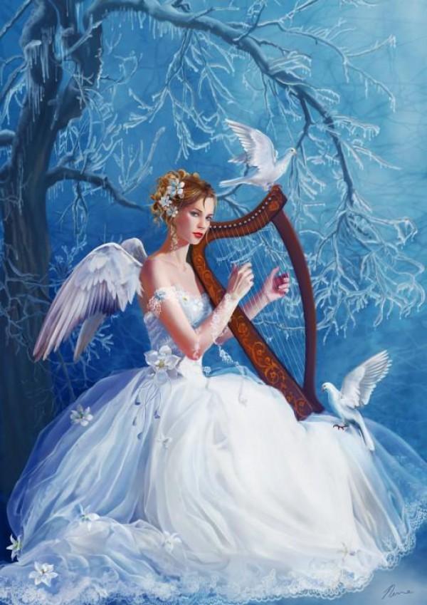 BLUEBIRD, BLUEBIRD-PUZZLE-70278, 3663384702785, PUZZLE GRAFICA BLUEBIRD CHORUS 1000 PZ