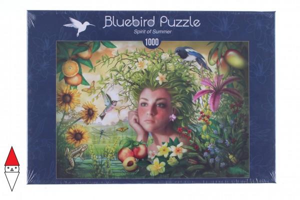BLUEBIRD, BLUEBIRD-PUZZLE-70179, 3663384701795, PUZZLE TEMATICO BLUEBIRD ESTATE SPIRIT OF SUMMER 1000 PZ