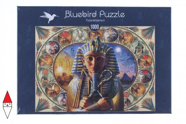 BLUEBIRD, BLUEBIRD-PUZZLE-70175, 3663384701757, PUZZLE TEMATICO BLUEBIRD ANTICO EGITTO TUTANKHAMUN 1000 PZ