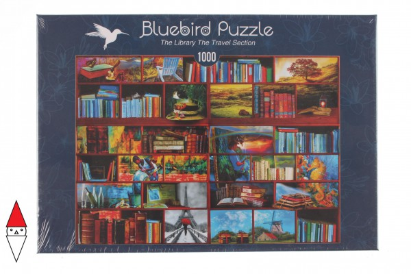 BLUEBIRD, BLUEBIRD-PUZZLE-70212