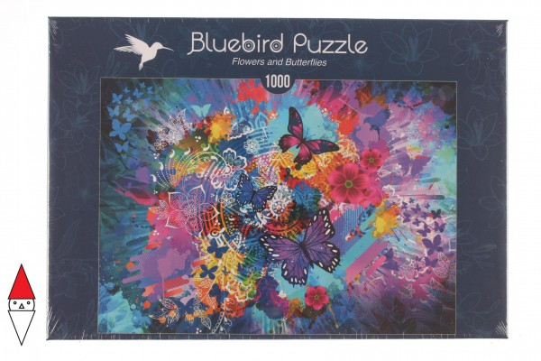 BLUEBIRD, BLUEBIRD-PUZZLE-70219