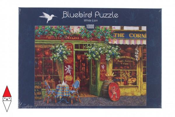 BLUEBIRD, BLUEBIRD-PUZZLE-70062, 3663384700620, PUZZLE TEMATICO BLUEBIRD BAR E RISTORANTI WHITE LION 1000 PZ