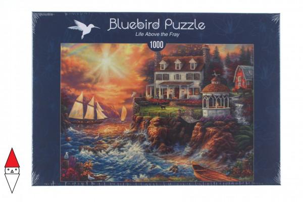 BLUEBIRD, BLUEBIRD-PUZZLE-70207, 3663384702075, PUZZLE PAESAGGI BLUEBIRD MARE E OCEANO LIFE ABOVE THE FRAY 1000 PZ