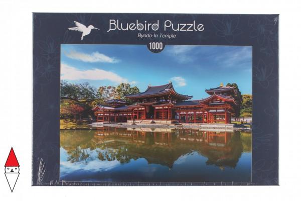 BLUEBIRD, BLUEBIRD-PUZZLE-70268, 3663384702686, PUZZLE EDIFICI BLUEBIRD PAGODE BYODO-IN TEMPLE 1000 PZ